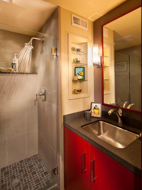 Wall Niche Bathroom Houzz