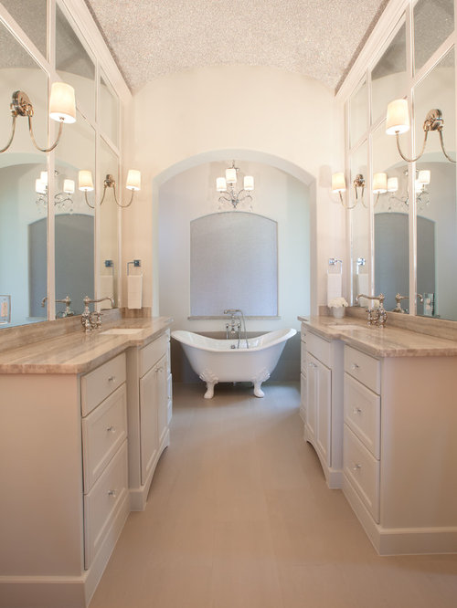 Bathroom Countertops Houston travertine countertops | houzz