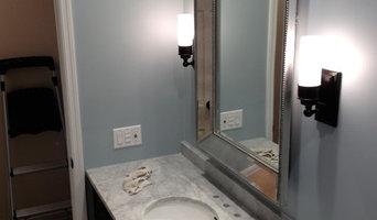 Thomas and Cherries Bathroom Remodel