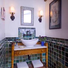 Traditional Bathroom by Thomas Buckborough & Associates