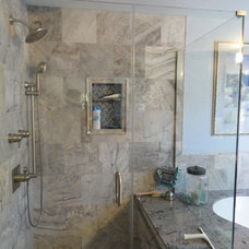 Contemporary Bathroom by Alana A. Busse