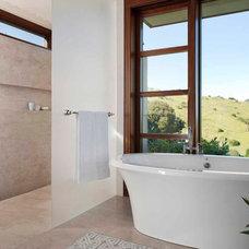 Contemporary Bathroom by C Wright Design