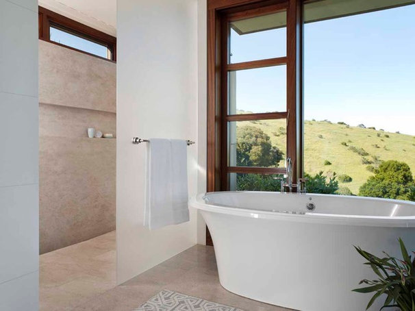 Contemporary Bathroom by C Wright Design