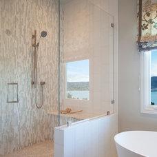Contemporary Bathroom by Julie Williams Design