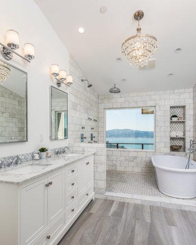 Bathroom by Schneider Design Associates - SDA