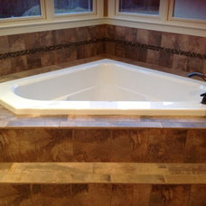 Traditional Bathroom by Supreme Building Products