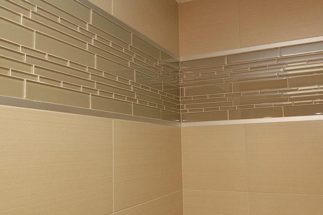 Modern Bathroom by Jamie Gold, CKD, CAPS