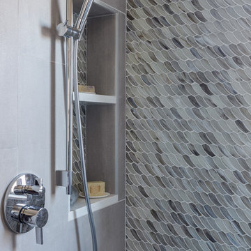 Tile Detail - Baths are typically 50% tile, it is where you show off!