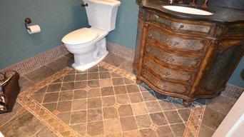Tile Floor Insert