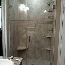 Bathroom by Floorworks and Blinds