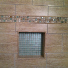 Traditional Bathroom by G&K Remodeling