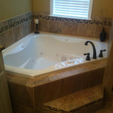Bathroom by Rhodes Construction