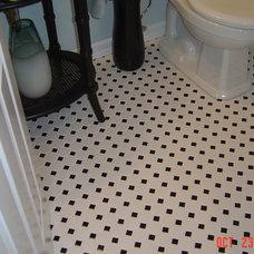 Traditional Bathroom by Frederick Renovations LLC