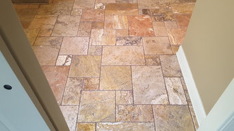 Tile work in Grain Valley