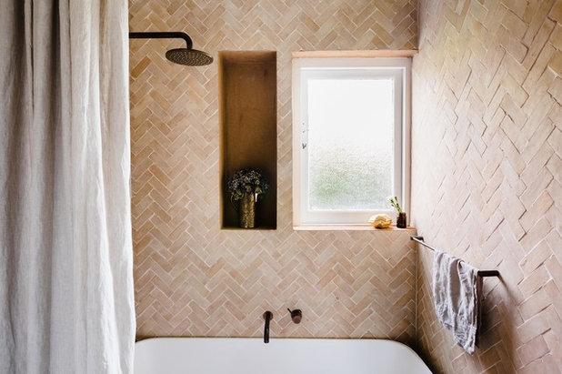 Contemporary Bathroom by Tiles of Ezra