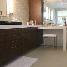 Contemporary Bathroom by Laguna Bamboo