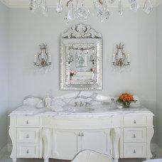 Traditional Bathroom by YAWN design studio, inc. FL IB 26000604