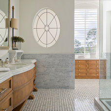 Traditional Bathroom by YAWN design studio, inc. FL IB 26000604