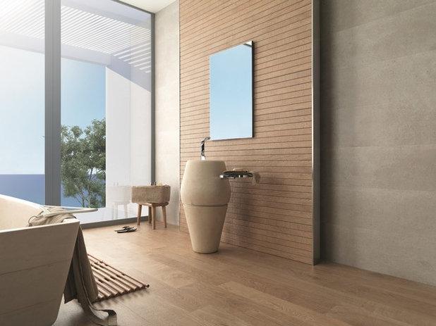 Contemporary Bathroom by Ceramo Tiles