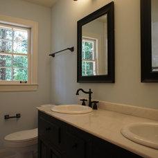 Traditional Bathroom by Phoenix Property Resurrections