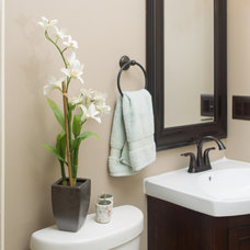 Traditional Bathroom by MODERN RENOVATIONS