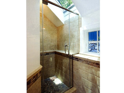 Contemporary Bathroom by Timeless Architecture