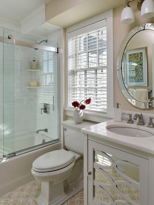 Updated small bathroom home design ideas pictures for Small bathroom upgrade ideas