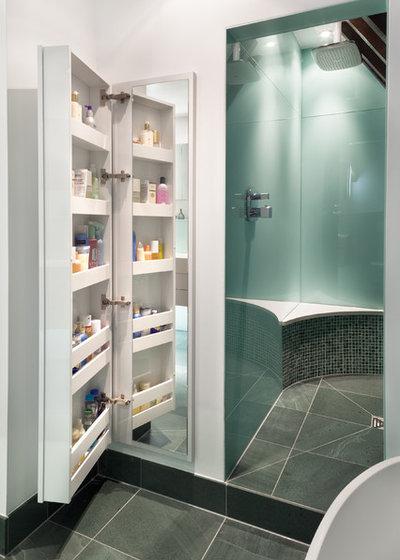 Зеркало дизайн фото в ванной