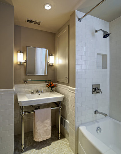 Traditional Bathroom by Thomas Jacobson Construction, Inc