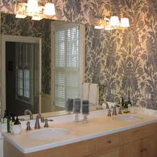Traditional Bathroom by Magical Makeover Interiors