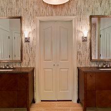 Contemporary Bathroom by Timeless Interiors, LLC