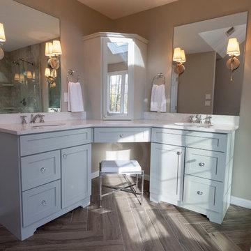 Timeless Traditional, Master Bathroom