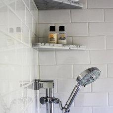 Modern Bathroom by Hammer & Hand