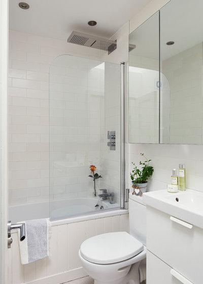 Modern Badezimmer by houseology