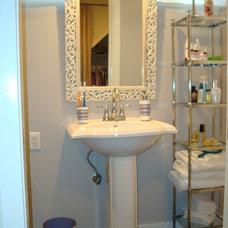 Beach Style Bathroom by hudson home