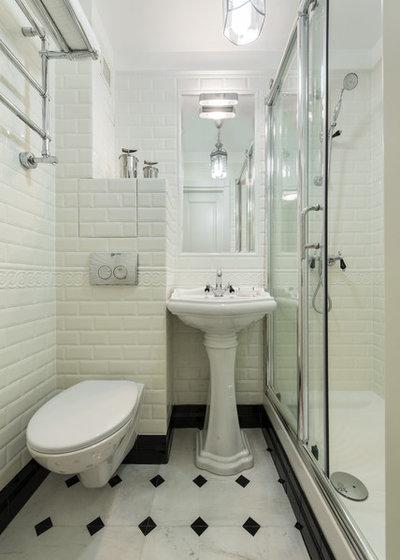 Классический Ванная комната by Мария Дадиани
