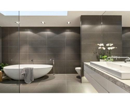 Bathroom Vanities Queanbeyan modern titanium bathroom ideas, designs & remodel photos | houzz