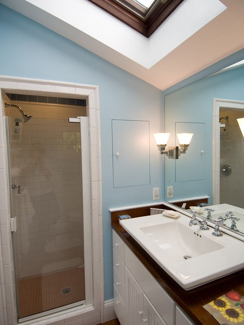 Concealed Medicine Cabinet Home Design Ideas, Pictures, Remodel and Decor