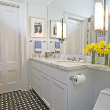 Traditional Bathroom by Todd Davis Architecture
