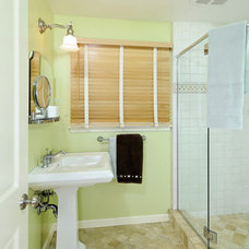 traditional bathroom by Nunley Custom Homes