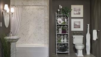 Toilets & Pedestal Sinks