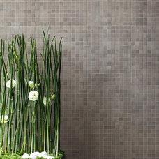 Modern Bathroom by POLMASTER Tile Centre + 3D Design Studio