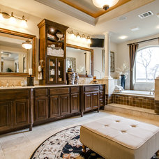 Traditional Bathroom by JE Design Group, Inc