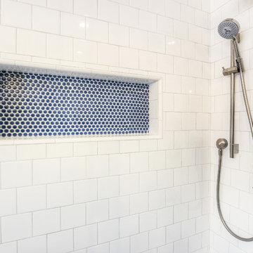 Toluca Lake batroom remodel