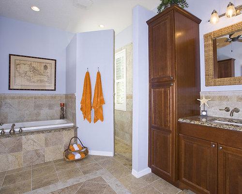 Traditional Tampa Bathroom Design Ideas Remodels Photos