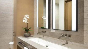 Tonal Harmony Secondary Bathroom