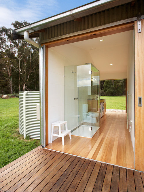 Outdoor laundry design ideas remodel pictures houzz for Outside laundry designs
