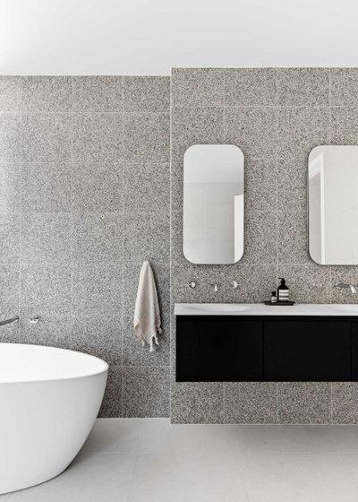 Modern Bathroom by Hemma Interiors