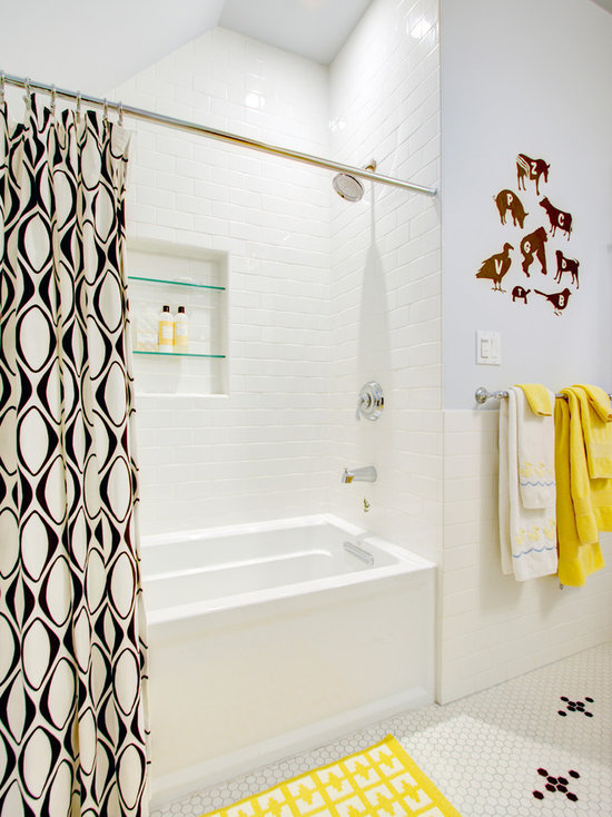 how to make a bathroom cabinet white subway tile shower houzz 25441