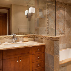 Traditional Bathroom by Manchester Architects, Inc.